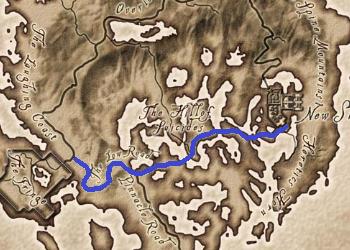 Нижняя дорога
