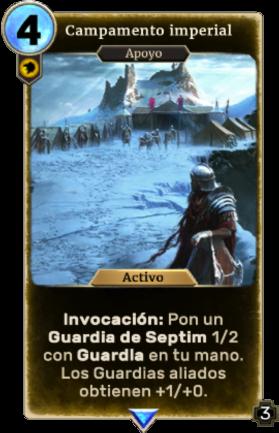 Campamento imperial
