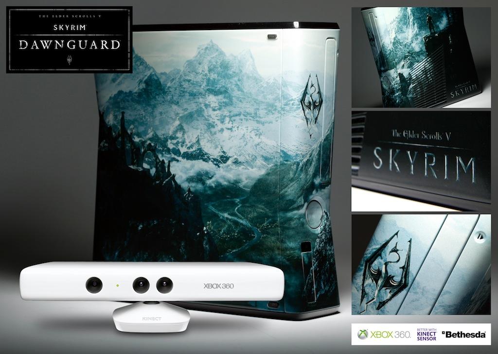 Deyvid Petteys/United Kingdom Contest: Free Skyrim Xbox
