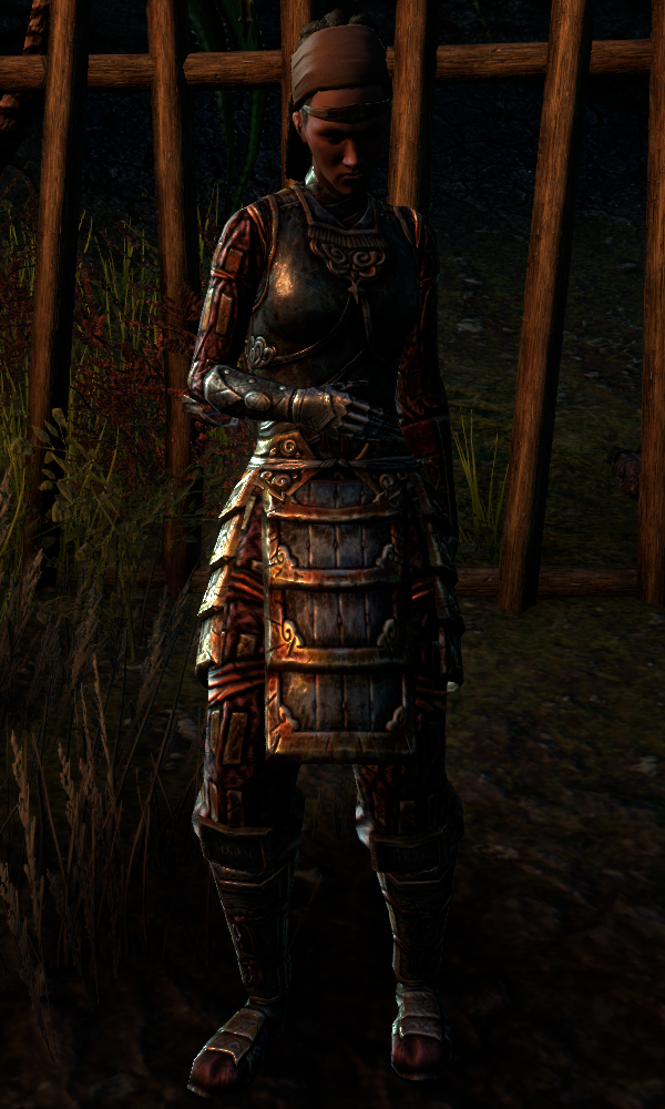 Swordsman Ranarwa