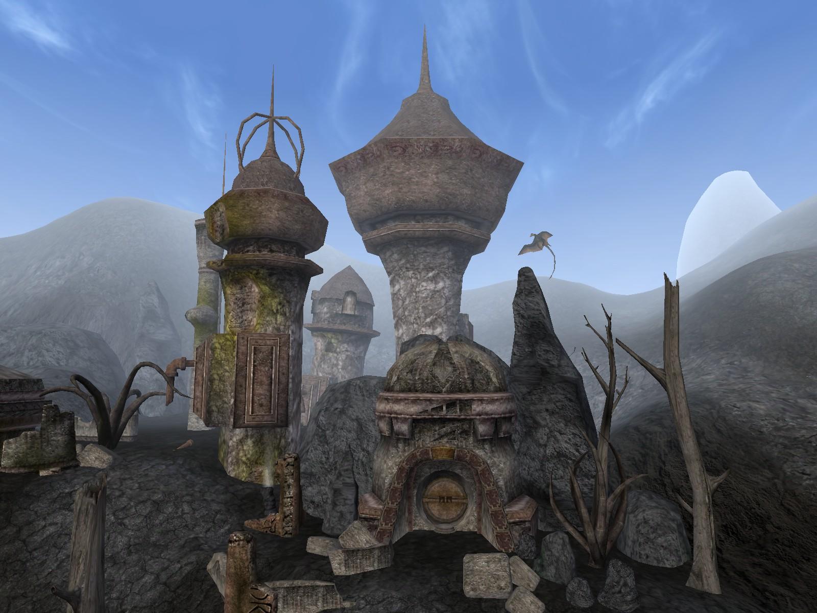 Galom Daeus (Morrowind)