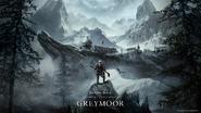 The Elder Scrolls Online Greymoor Poster
