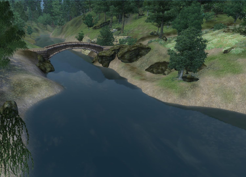 Fluss Corbolo