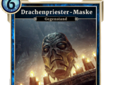 Drachenpriester-Maske (Legends)