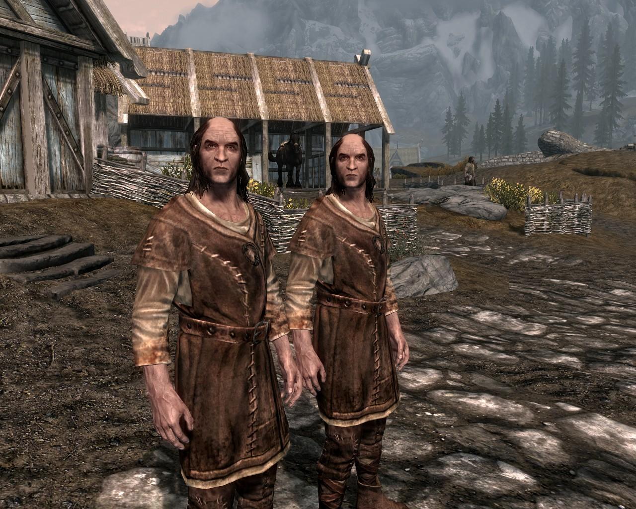 Lundegaard/Twins?
