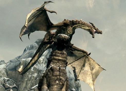 Drachen (Skyrim)