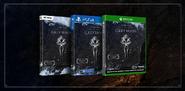 The Elder Scrolls Online Greymoor PS4 PC XBox Artwork