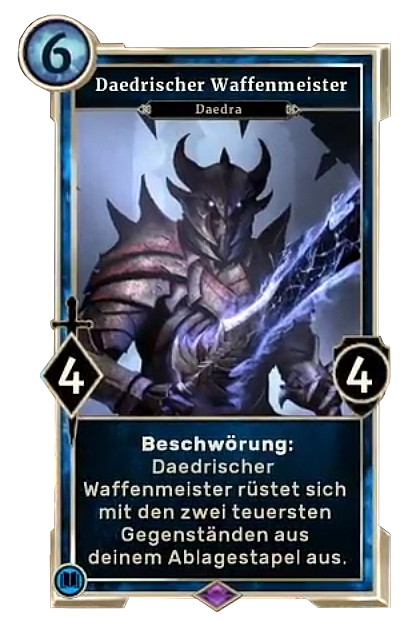 Daedrischer Waffenmeister