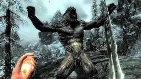 The Elder Scrolls V Skyrim Trailer