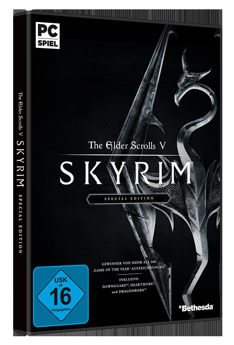 ElBosso/The Elder Scrolls V: Skyrim Special Edition