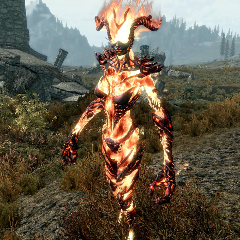 Atronach (Skyrim)