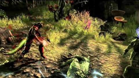Fenrisúlfr/ESO: Neues Video mit Gameplay und Screenshots