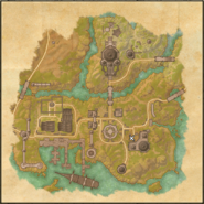 Balsias Schätze Karte