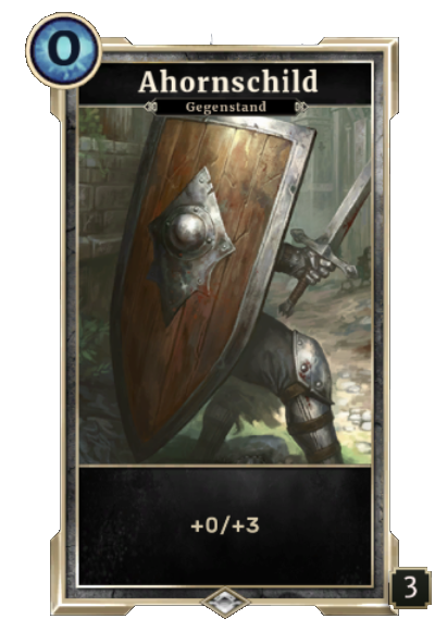 Ahornschild (Legends)