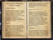 Almanach des Abenteurers 2 1