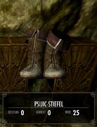 Psijic-Stiefel