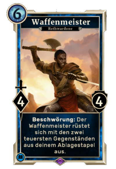 Waffenmeister (Legends)