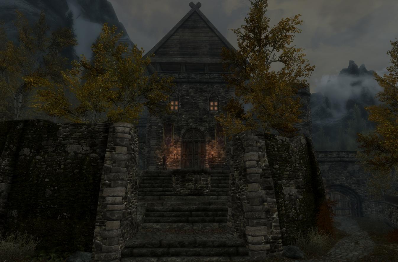 Festung Nebelschleier