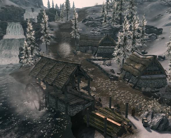 Angas Mühle