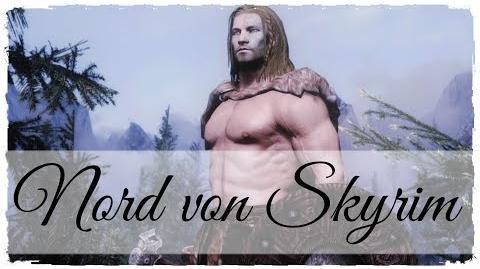 The Elder Scrolls V Skyrim Buch - Die Nord von Himmelsrand German Deutsch