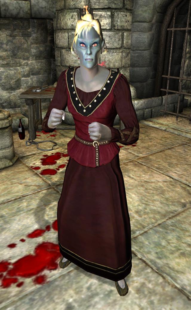 Bleiche Fürstin (Oblivion)