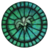 Dibella Stained Glass Circle.png
