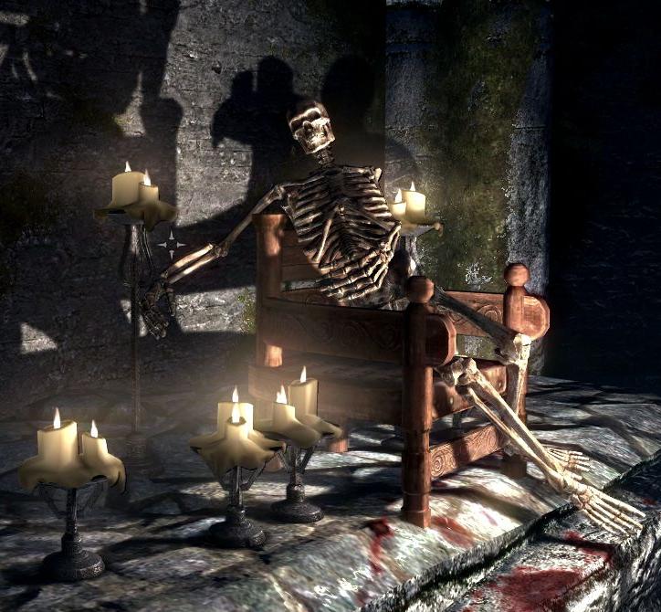 Skelett (Skyrim)