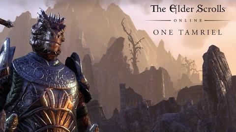 The Elder Scrolls Online – Trailer für One Tamriel