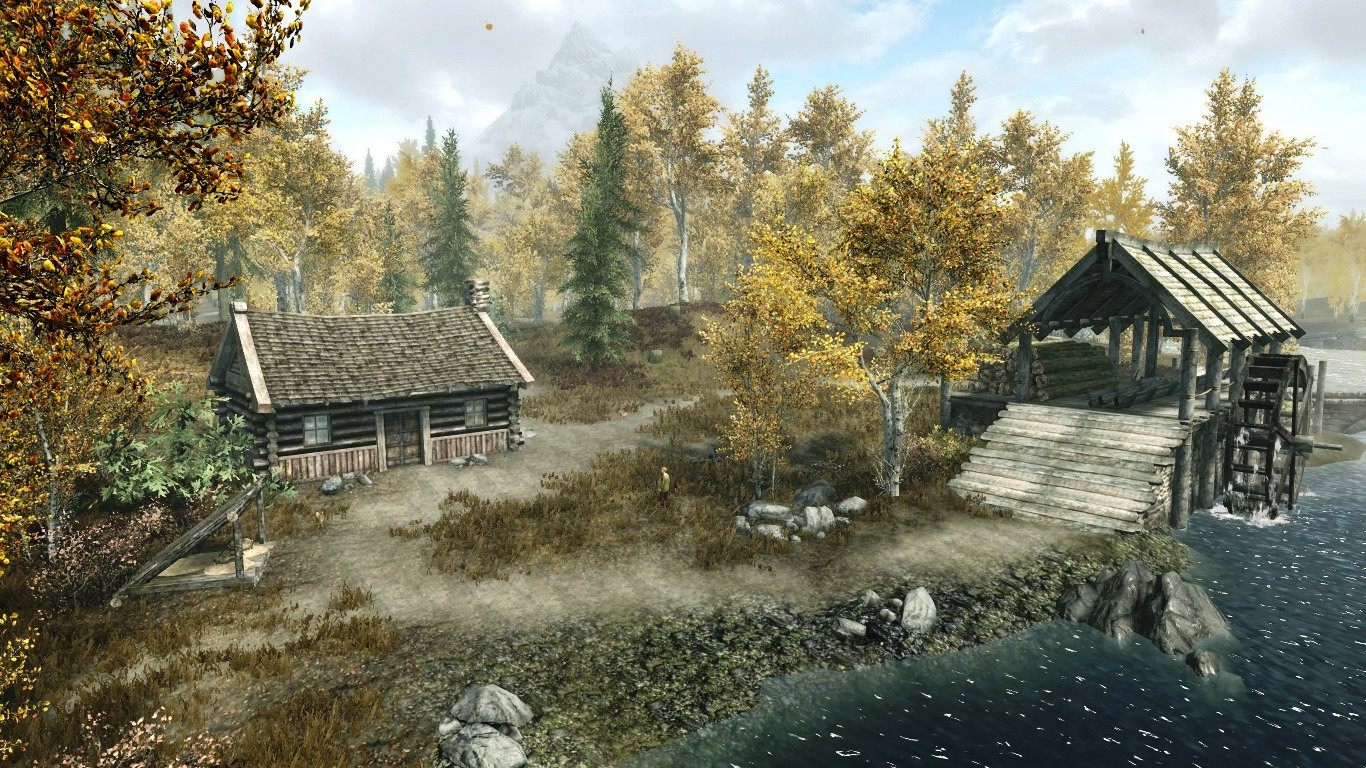 Kernholzmühle