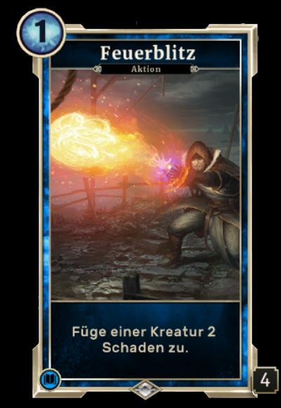 Feuerblitz (Legends)