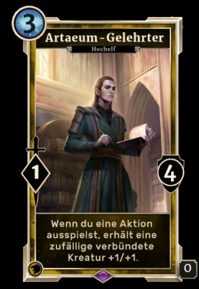 Artaeum-Gelehrter