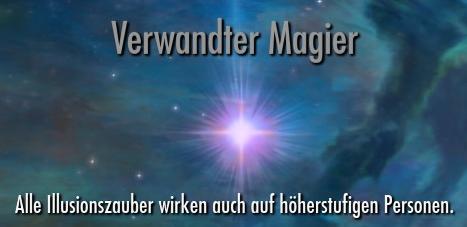 Verwandter Magier