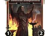 Daedrische Hohepriesterin