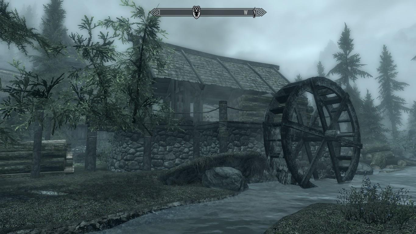 Halbmondmühle