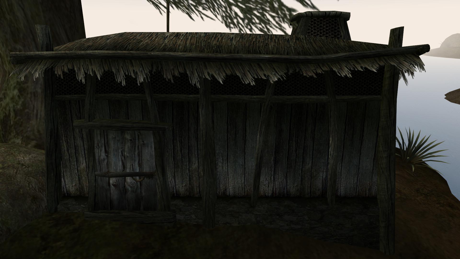 Foryn Gilniths Hütte