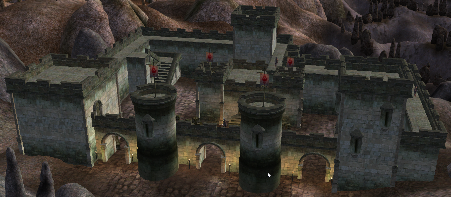 Festung der Mondfalter-Legion