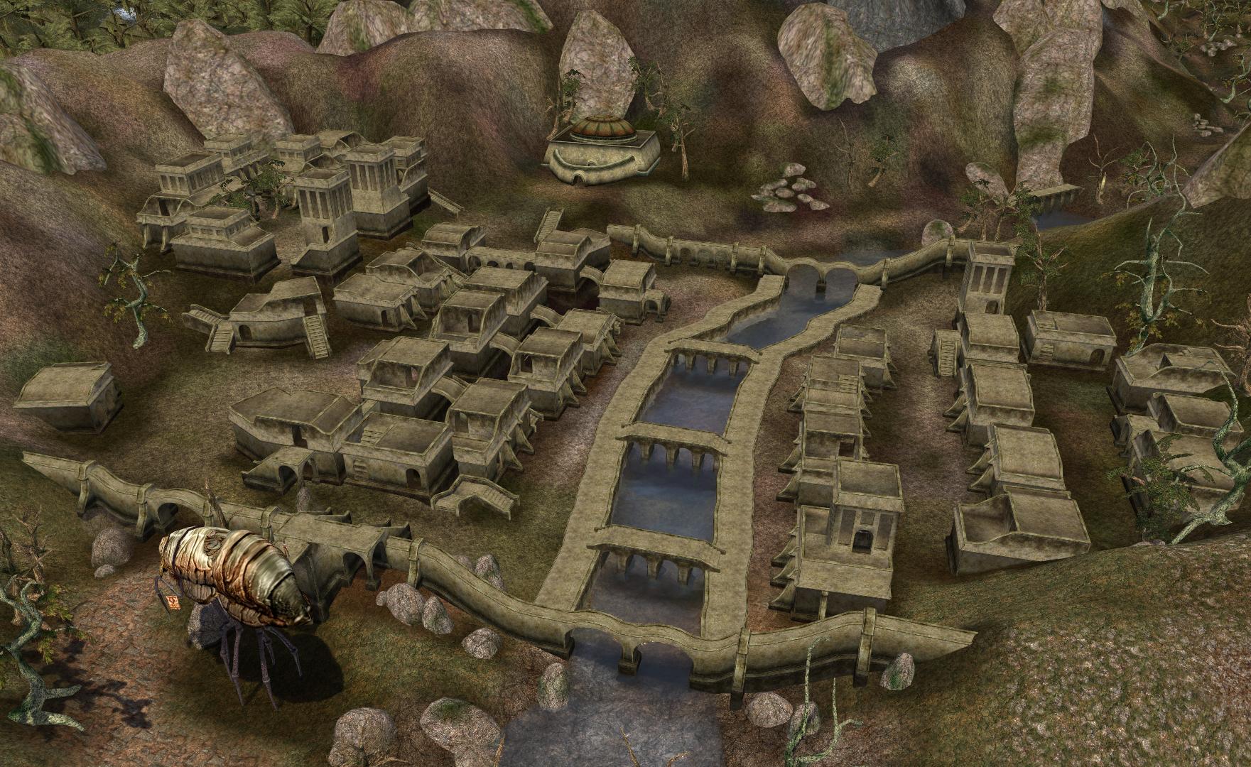 Balmora (Morrowind)