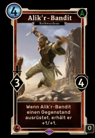 Alik'r-Bandit