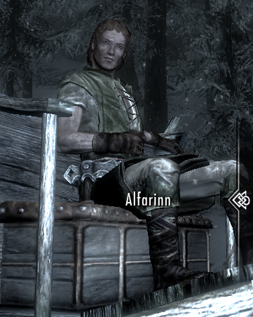 Alfarinn