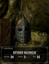 Riftoner Wachhelm
