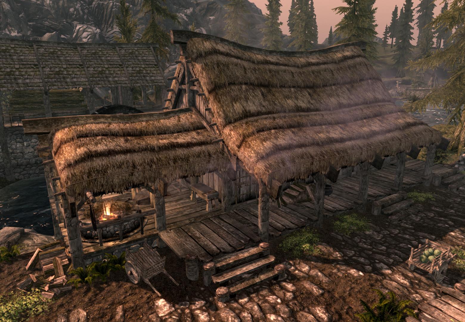 Alvors und Sigrids Haus