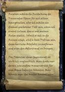 Ealcils Tagebuch
