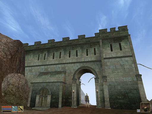 Darius-Festung
