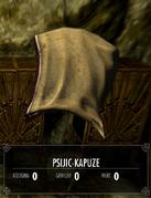 Psijic-Kapuze