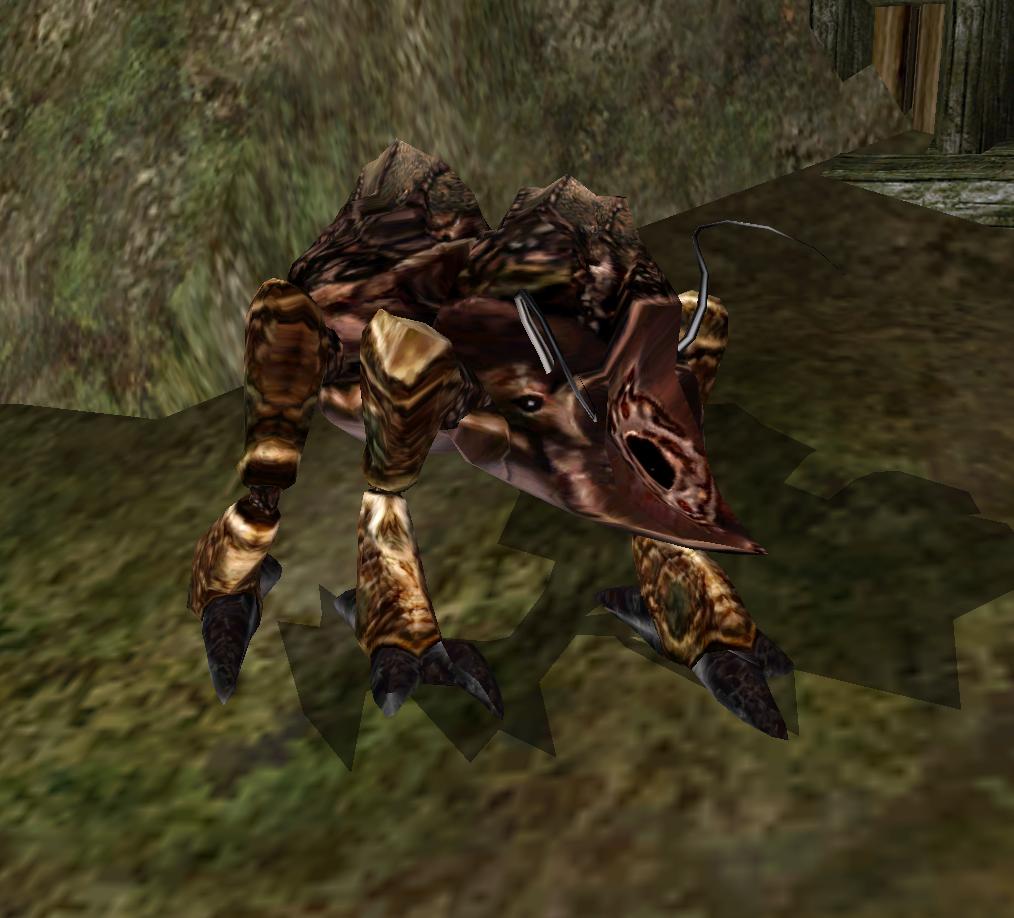 Kwama-Arbeiter (Morrowind)