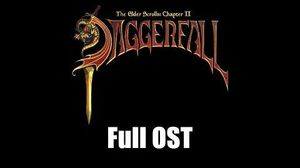The Elder Scrolls II Daggerfall (1996) - Full Official Soundtrack