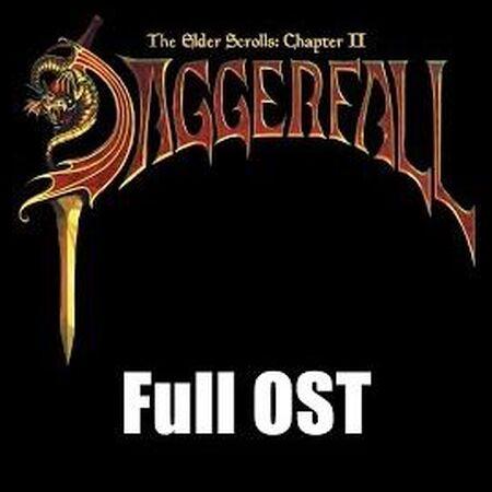 The Elder Scrolls II Daggerfall (1996) - Full Official Soundtrack