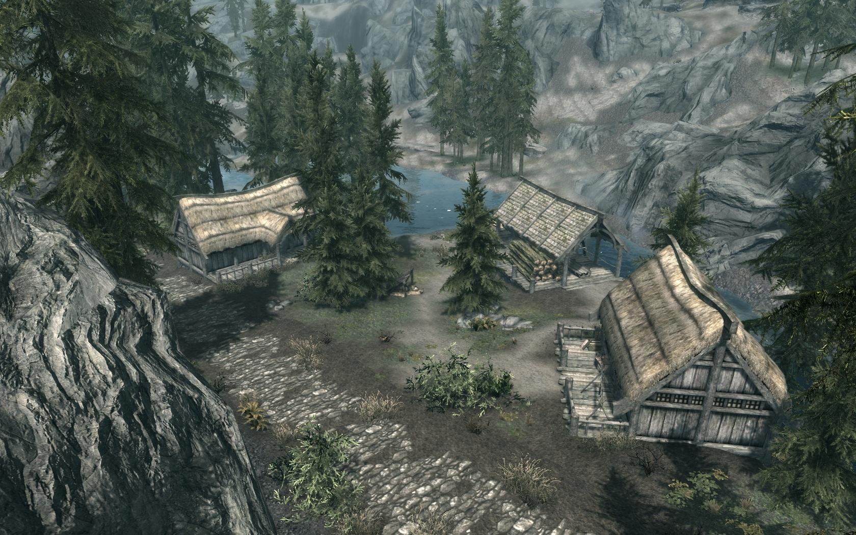 Mischwassermühle