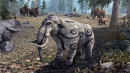 The Elder Scrolls Online Opfer-Taschenmammut