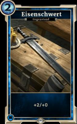 Eisenschwert (Legends)